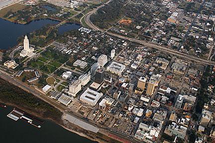 Baton-Rouge-Aerial